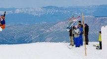 Best of Kumi Yama 2014 : du ski et snowboard en plein été aux 2 Alpes
