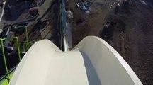 Embarquez sur le plus grand toboggan aquatique du monde