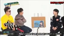 [Legendado PT-BR] GOT7 no Weekly Idol - Era Identify