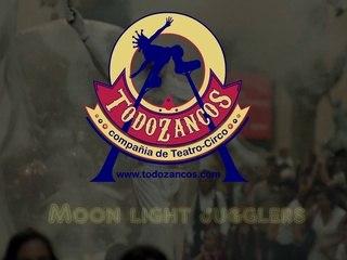 Moon Light Jugglers por ToDoZancos