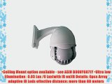 IPCC-9610 - 10x Optical Zoom AutoFocus Hd 1.3 Mega Pixel Metal Wired Outdoor High Speed Dome