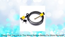 Saris Locking Cable & Hitch Tite, Combo Locking Cable & Hitch Te, Review