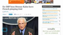 Ex-IMF Boss Strauss-Kahn Faces French Pimping Trial