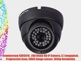 Grandstream GXV3610_FHD Dome HD IP Camera 3.1 megapixel Progressive Scan CMOS image sensor