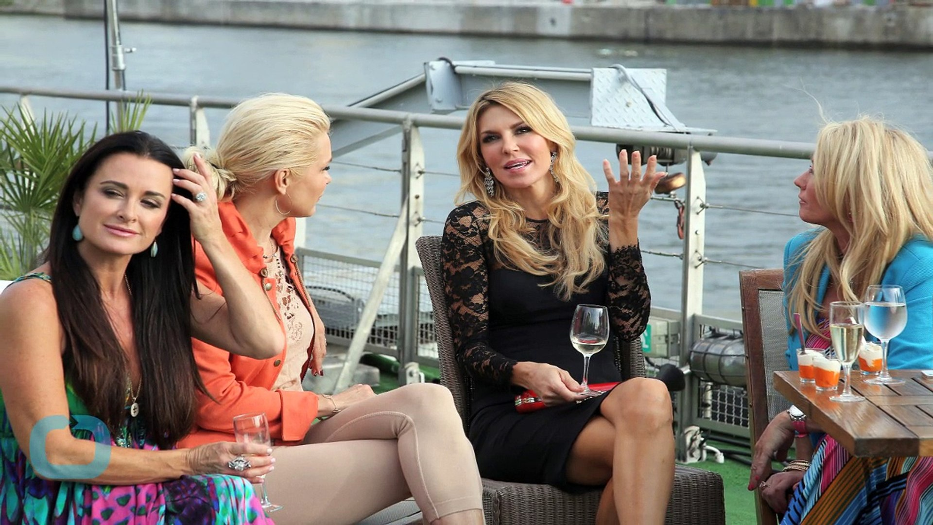Brandi Glanville Fights With Kyle Richards in Extended Version of The Real Housewives of Beverly Hil