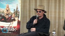 Johnny Depp Misses Press Conference Due to Illness