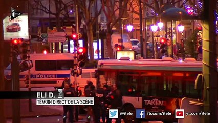 Qui a été arrêté à l'Hypercacher avant la fusillade ? (Affaire Charlie Hebdo)