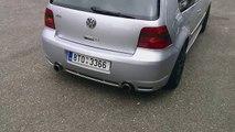 VW GOLF 4 2.8 VR6
