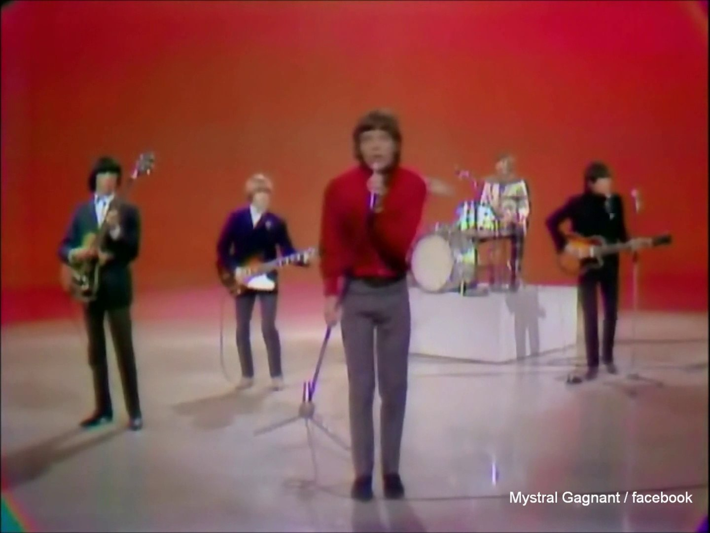 (I can't get no) satisfaction the Rolling Stones 1966 live on the Ed Sullivan show [HD]
