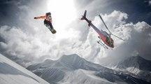 Du snowboard dans la station la plus dangereuse du monde