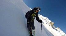 Julien Regnier prépare le terrain
