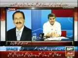 Iftikhar Chaudhry visited a RO in Matiari for 3 hrs during elections: Amin Fahim