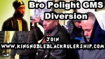 King Noble Exposes Polight's Beef With GMS Hebrew Israelites as a Diversionary Tactic