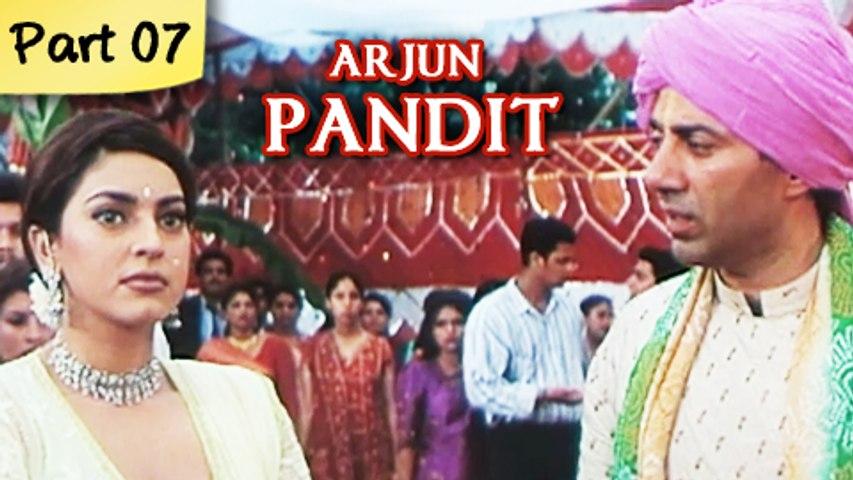 ARJUN PANDIT - Sunny Deol & Juhi Chawla - PART 07