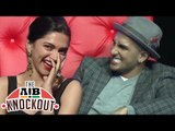 AIB Knockout   Deepika Padukone Cannot Deny DATING Ranveer Singh After Tonight