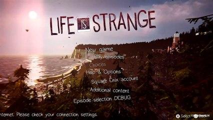 Gameplay de Life is Strange