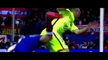 Atletico Madrid vs Barcelona 2-3 All Goals & Full Highlights Copa del Rey 2015