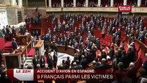 Accident d'avion en Espagne - 9 français parmi les victimes