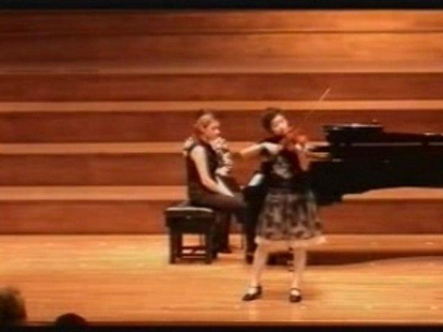 Bach - BWV 1006 Violon Kim