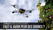 Survols interdits : faut-il avoir peur des drones ?