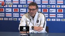 Lavezzi, Chantôme, Rabiot, FPF - Le point mercato de Laurent Blanc (29.01.15)