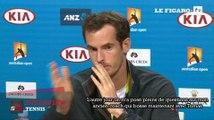 Andy Murray qualifié pour sa 4e finale à l'Open d'Australie