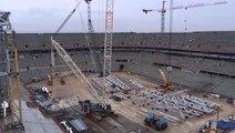 Plongée dans le Grand Stade de l'OL, ce joyau en plein chantier