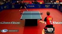 Best Of Simon Gauzy pingpong table tennis