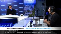 """Gilles Lellouche : """" Les Césars, on a été un peu oubliés avec La French """""""