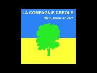 Compagnie Créole - Bleu, Jaune et Vert