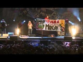 La primavera sin Monsanto en Malvinas Cordoba Argentinas !