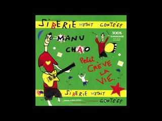 Manu Chao - Petite Blonde du Bld Brune