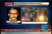 PTV world Haider Abbas Rizvi on shutdown in Karachi after MQM worker's 'extrajudicial killing'