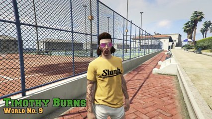 Life of a Tennis Pro A GTA V Documentary  de Grand Theft Auto V