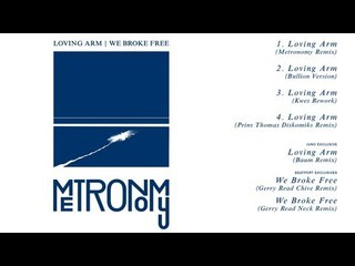 Metronomy - Loving Arm (Prins Thomas Diskomiks Remix)