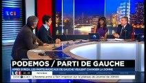 Alexis Corbière invité aux Infos de LCI  sur Syriza/Podemos le 29/01/2015