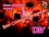 Organizer For Cosmetics - Best Handmade Makeup Organizer - sparkle plastic organizer
