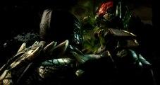 Mortal Kombat X Reptile Trailer - Mortal Kombat 10 Reptile Fatality