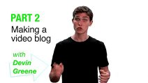 How to Make a Video Blog- Audio, Lighting, and Equipment HD Videos With Service Frelance Suport