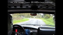 ES6 Rallye des Monts Dôme 2014