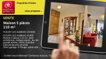 A vendre - maison - FLEURY LES AUBRAIS (45400) - 5 pièces - 110m²