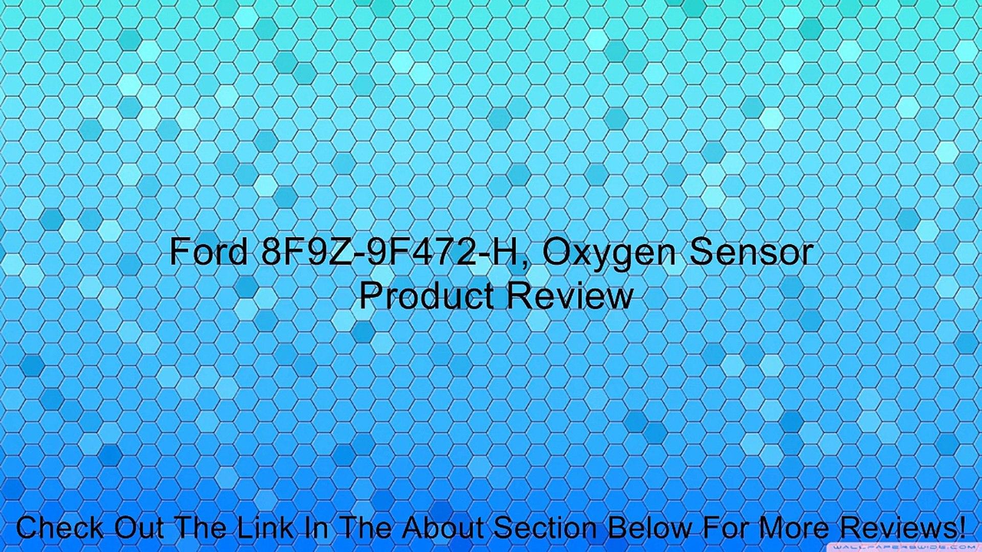 Genuine Ford Oem-Oxygen O2 Sensor Sensor Hego 8F9Z9F472H