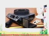 Kodak Carousel Medalist II 35mm Slide Projector w/View Screen