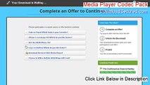 Media Player Codec Pack Serial [media player codec pack review]