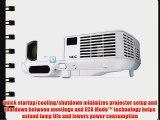 NEC NP64 3000 Lumens XGA DLP Projector