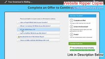 Website Ripper Copier Download Free [Download Now 2015]