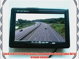 7 Inch LCD TFT FPV 800x480 Screen Monitor Photography Hd for Ground Station