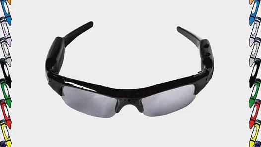 5MP HD 720P Glasses with Spy Camera DVR Digital Video Recorder CMOS Sun Eyewear