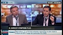 Brunet & Neumann : Nicolas Sarkozy n'est-il plus audible? – 30/01