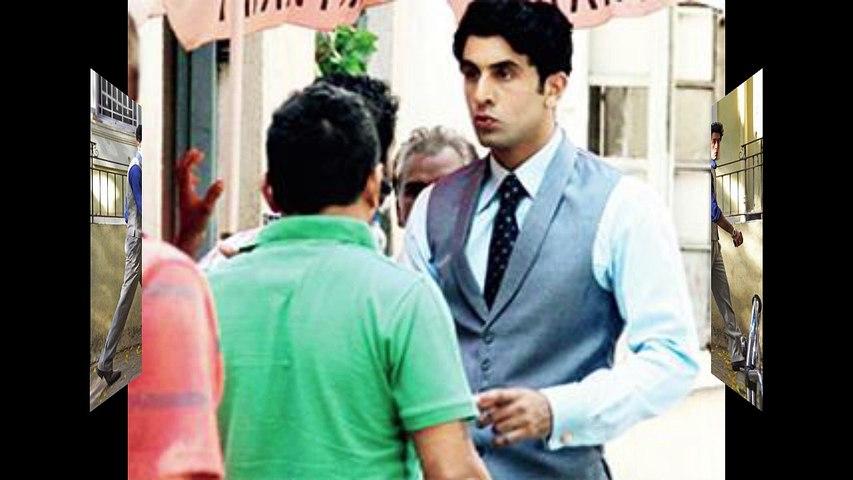 Ranbir Kapoor first look Upcoming Movie Bombay Velvet  